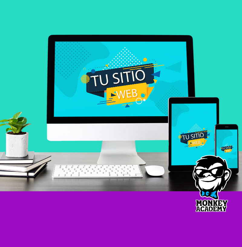 Crea tú sitio web en WordPress